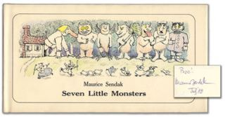 Seven Little Monsters. Maurice Sendak.