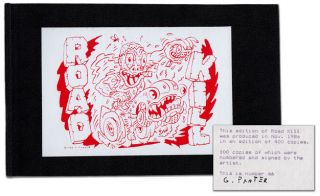 Road Kill. Gary Panter