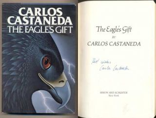 The Eagle's Gift. Carlos Castaneda