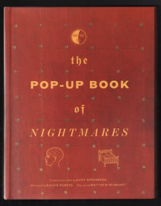 The Pop-Up Book of Nightmares. Gary Greenburg, Balvis Rubess, Matthew Reinhart