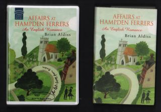 Affairs at Hampden Ferrers: An English Romance (Book inscribed by the author, with the audio...