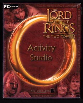 The Lord of the Rings: The Two Towers, Activity Studio (P.C. CD-ROM). J. R. R. Tolkien