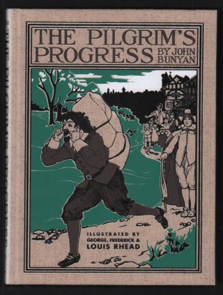 The Pilgrim's Progress: From This World To That Which Is To Come. John Bunyan, George Wolliscroft...