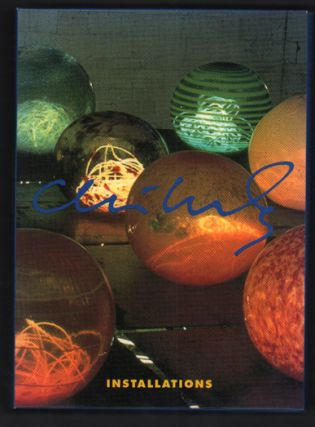 Dale Chihuly: Installations [Notecards]. Dale Chihuly