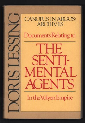 Documents Relating to the Sentimental Agents in the Volyen Empire (Canopus in Argos: Archives)....