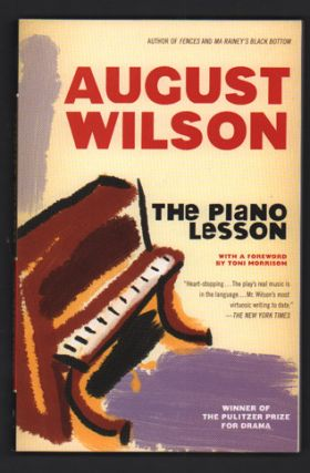 Piano Lesson. August Wilson