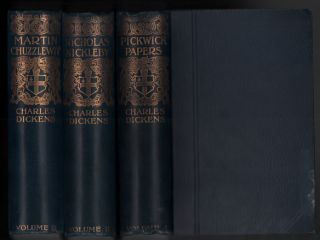 The Works of Charles Dickens: The London Edition (13 volumes). Charles Dickens, Frederic G. Kitton
