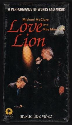 Love Lion [Video]. Michael McClure, Ray Manzarek