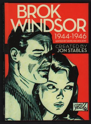 Brok Windsor. Jon Stables, Hope Nicholson