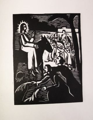Kristus: 32 drevorytu k Novemu Zakonu [Christ: 32 Woodcuts of the New Testament]