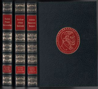 Nobel Prize Library (20 volumes