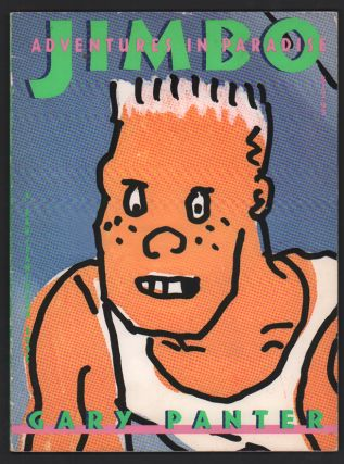 Jimbo: Adventures in Paradise. Gary Panter, Art Spiegelman, Francoise Mouly