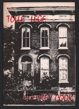 Tolle Lege- witness & the league. Geoffrey Cook