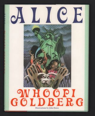Alice. Whoopi Goldberg, Lewis Carroll