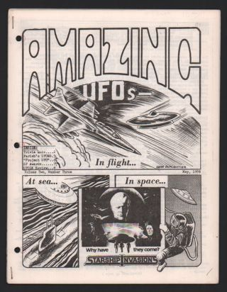 Amazing Volume Two, Number Three, May, 1978; Volume Two, Number Four (Issue Number Nine), June,...