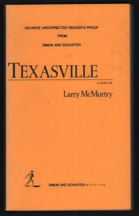 Texasville. Larry McMurtry