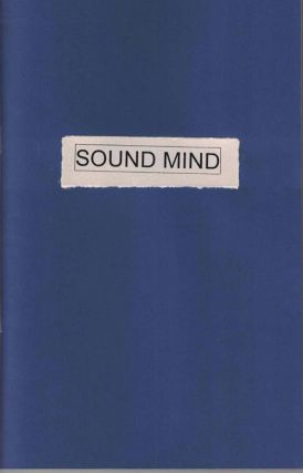 "Sound Mind; from ""Scripts and Nondescripts"" Alex Caldiero"