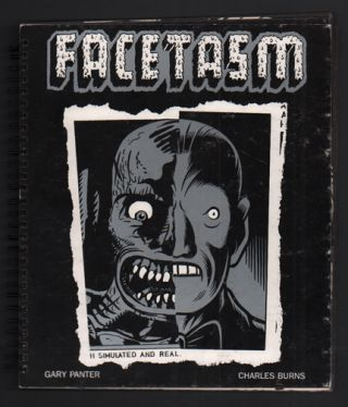 Facetasm. Gary Panter, Charles Burns