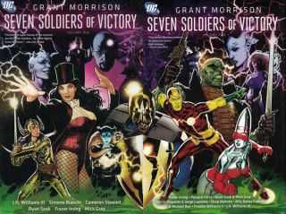 Seven Soldiers of Victory: Volume 1 & 2. Grant Morrison