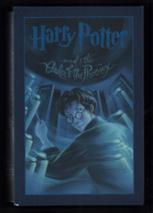 Harry Potter and the Order of the Phoenix. J. K. Rowling, Mary Grandpé.