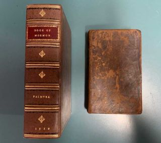 The Book of Mormon: An Account Written by the Hand of Mormon, upon Plates Taken from the Plates of Nephi. Joseph Smith, Jr.