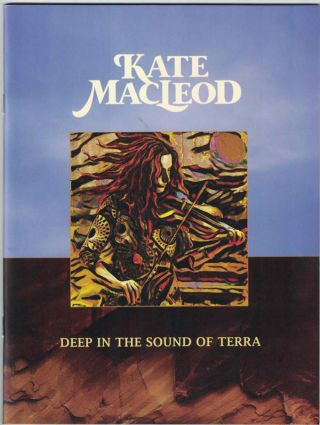 Deep in the Sound of Terra. Kate MacLeod
