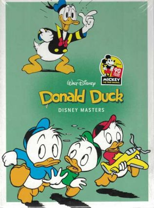 Disney Masters Gift Box Set #2: Donald Duck. Walt Disney, Luciano Bottaro, Daan Jippes, Freddy...
