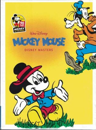 Disney Masters Gift Box Set #1: Mickey Mouse. Walt Disney, Romano Scarpa, Paul Murry