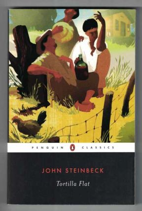 Tortilla Flat. John Steinbeck, Thomas Fench, introduction