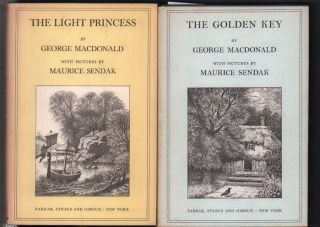 The Golden Key; The Light Princess (2 companion books). George MacDonald, Maurice Sendak