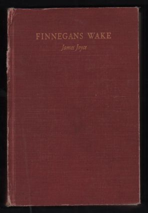 Finnegan's Wake. James Joyce
