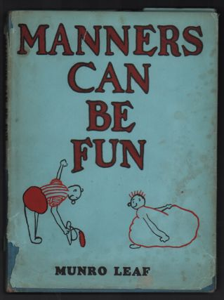 Manners Can Be Fun. Munro Leaf