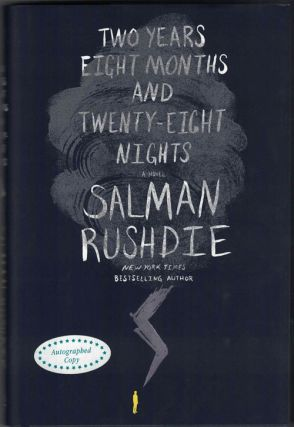 Two Years Eight Months and Twenty-Eight Nights. Salman Rushie