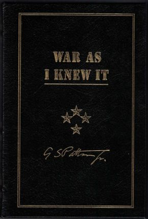 War As I Knew It. George S. Patton, Rick Atkinson, General, Introduction