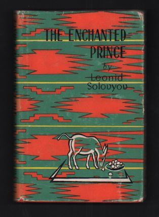 The Enchanted Prince: Book Two of the Adventures of Khoja Nasreddin (Library of Soviet...