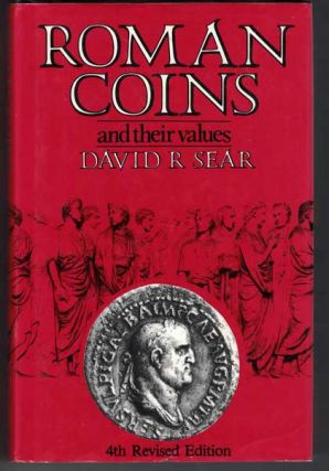 Roman Coins and Their Values. David R. Sear