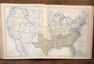 Atlas to Accompany the Official Records of the Union and Confederate Armies. Plates 136-175