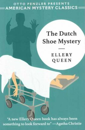 The Dutch Shoe Mystery. Ellery Queen.