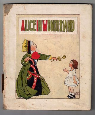 Alice's Adventures in Wonderland in Words of One Syllable. Lewis Carroll