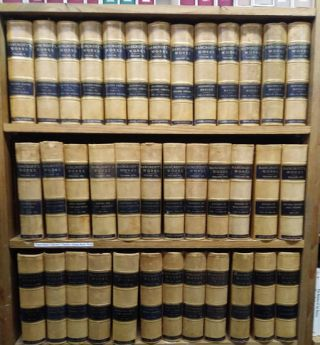 Works of Hubert Howe Bancroft: Thirty-nine Volume Set. Hubert Howe Bancroft