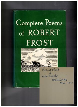 Complete Poems of Robert Frost. Robert Frost