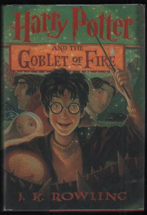 Harry Potter and the Goblet of Fire. J. K. Rowling, Mary Grandpr&eacute