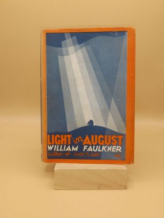 Light in August. William Faulkner