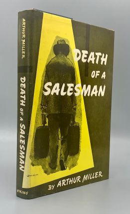 Death of a Salesman: Certain private conversations in two acts and a requiem. Arthur Miller