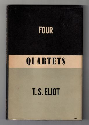 Four Quartets. T. S. Eliot