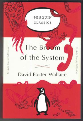 The Broom of the System. David Foster Wallace
