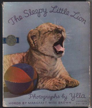The Sleepy Little Lion. Margaret Wise Brown
