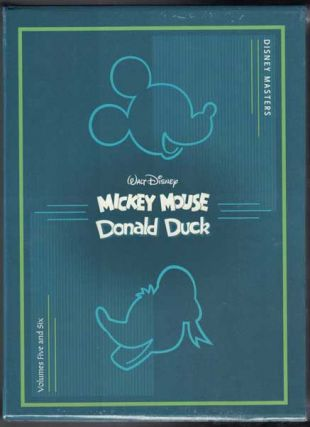 Disney Masters Collector's Box Set #3: Volumes Five and Six: Mickey Mouse / Donald Duck. Walt...