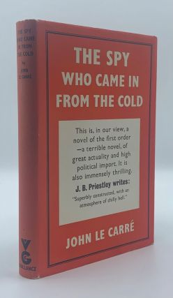 The Spy Who Came in from the Cold. John Le Carr&eacute