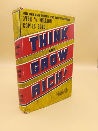 Think and Grow Rich: Teaching, for the first time, the famous Andrew Carnegie formula for...